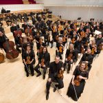 BBC SSO Players Group Shot with Thomas Dausgaard