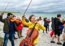 A Sustainable Orchestra – Nevis Ensemble